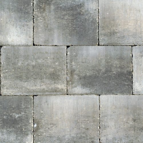 Abbeystones Grijs/Zwart