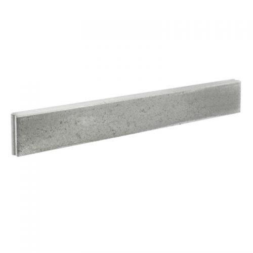 Opsluitbanden 5x15x100 cm. grijs