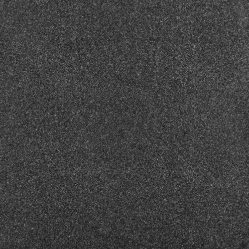 Zwart inveegzand 0.2/0.6 mm.