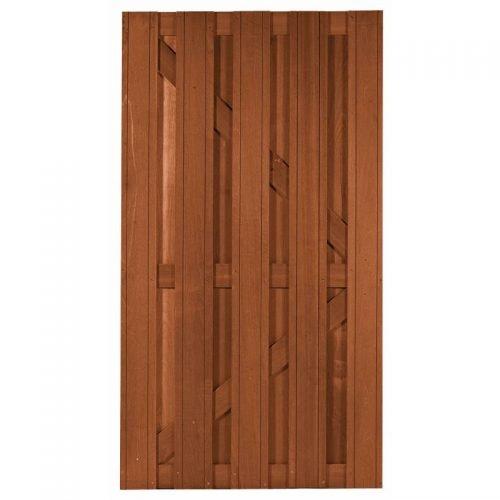 Hardhouten poort 180x100 cm. (132956) Actie!