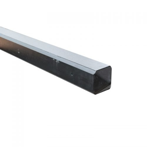 Betonpaal 10x10x280 cm. gecoat mat (103355) zijn betonpalen in de kleur antraciet.