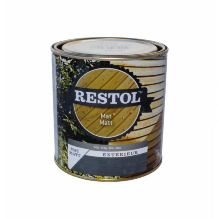 Restol Mat Naturel UV Extra