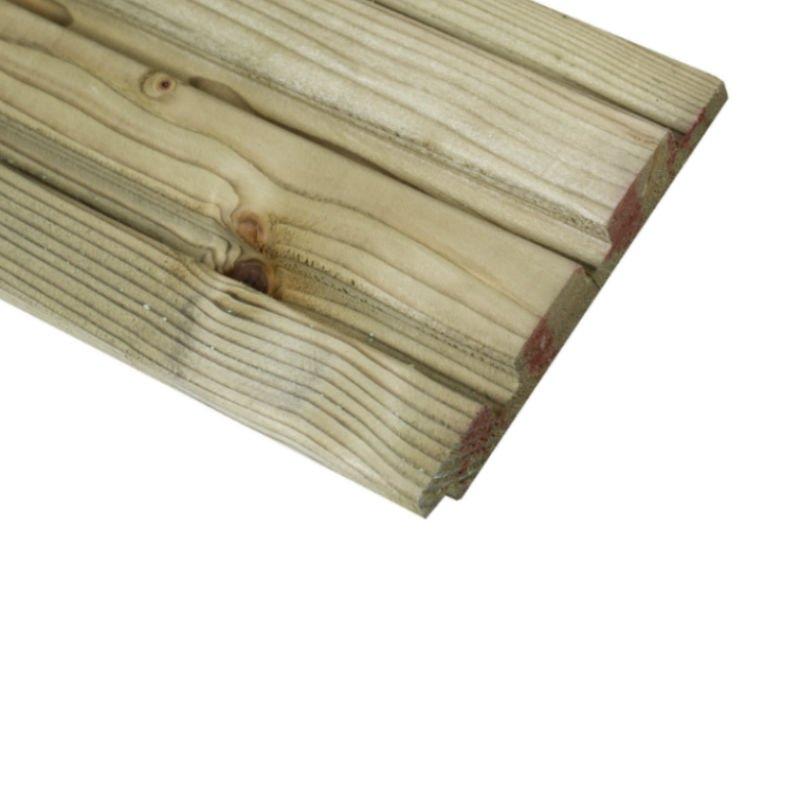 Vuren Rabat delen Design 2.2x13.3 cm.