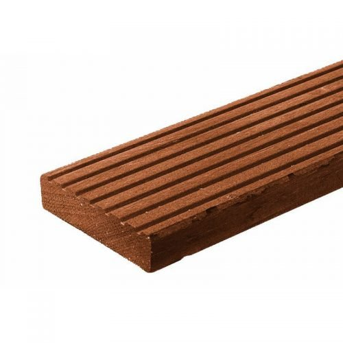 Bangkirai loopdekdeel 2.5x14.5 cm.