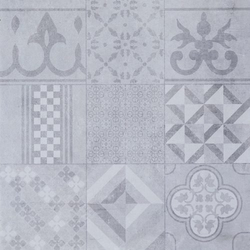 Cera4Line Mento Concrete Cremona Mosaico 60x60x4 cm.