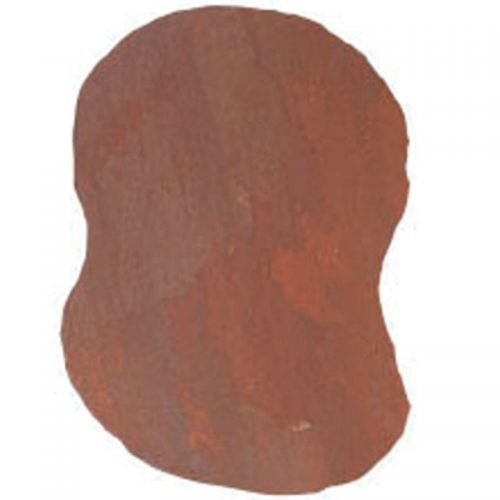 Flagstones staptegels Deccan Red