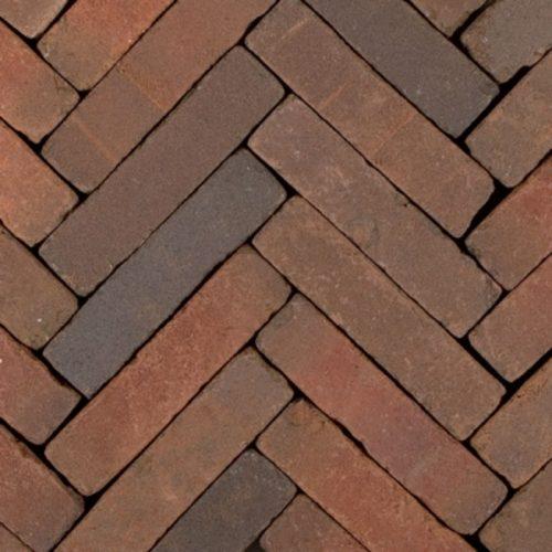 Gebakken waalformaat Art Bricks Bosch