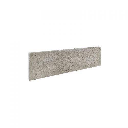 Oud Hollandse opsluitband grijs 5x30x100 cm.