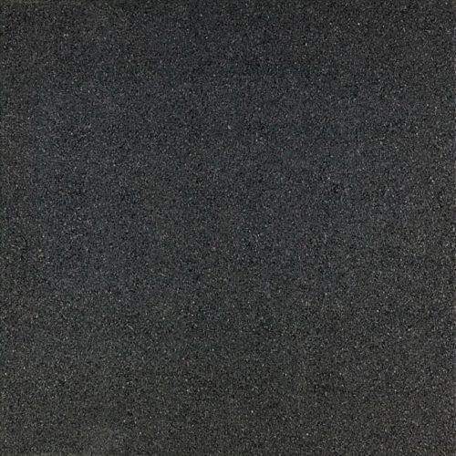Rubbertegel zwart