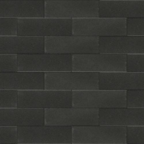 Betonsteen Zwart 33x11x8 cm.