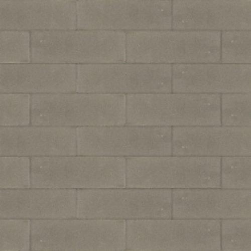 Betonsteen grijs 33x11x8 cm.